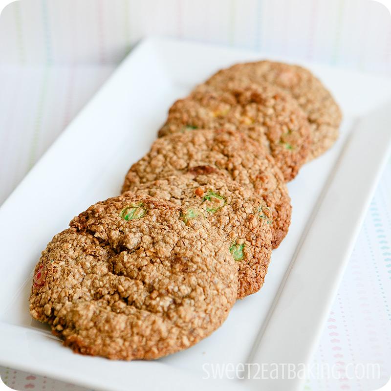 Monster Cookies by @Sweet2EatBaking
