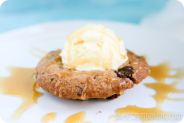 Volcano Cookies