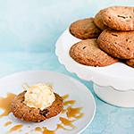 Volcano Cookies Recipe