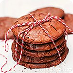 Chocolate Brownie Cookies Recipe