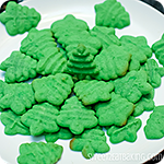 Christmas Tree Cookie Press Recipe