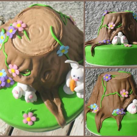 Bunny+Cake