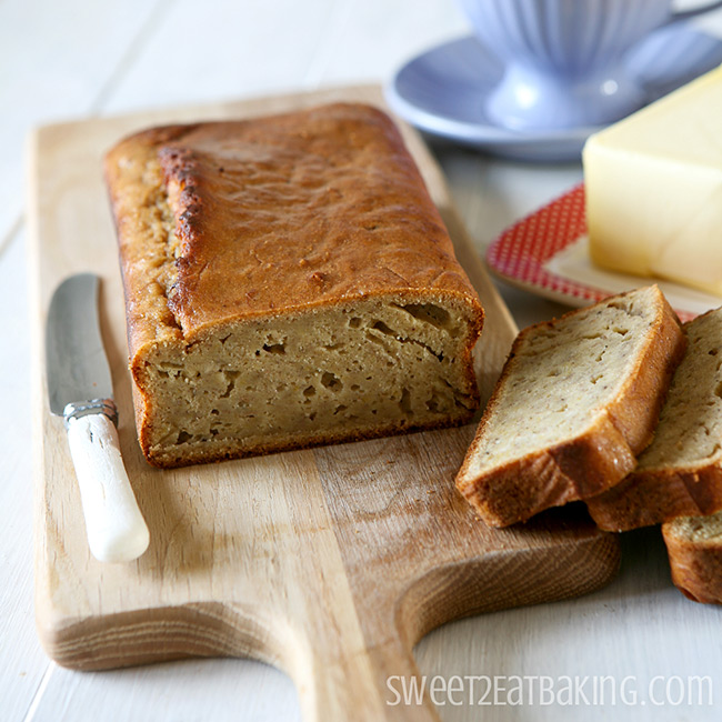 Banana Bread Loaf