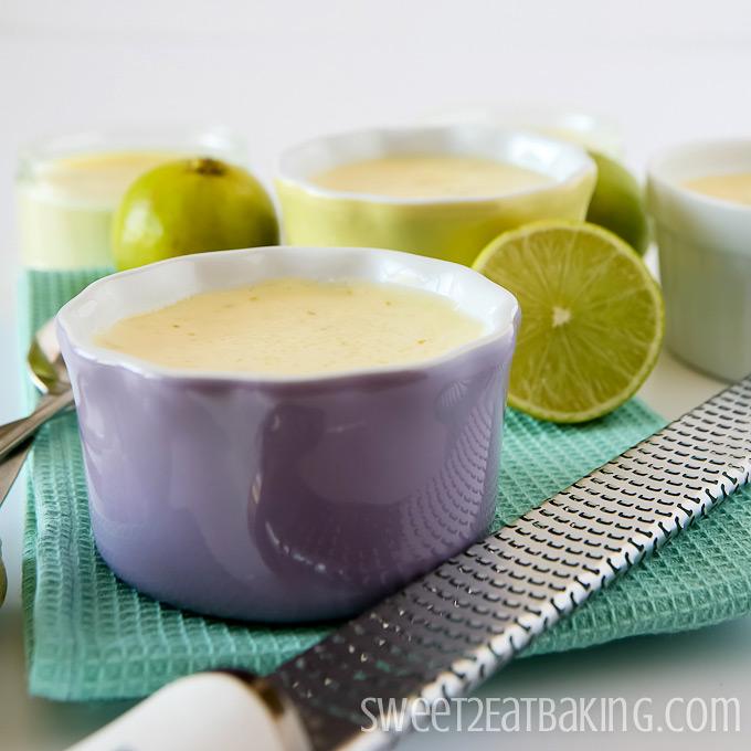 Key Lime Posset | Sweet2EatBaking | #keylime #posset #recipe #dessert #summer #nobake