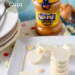 Mini White Chocolate Peanut Butter Cups Recipe   Sweet 2 Eat Baking #peanutbutter #cups #recipe